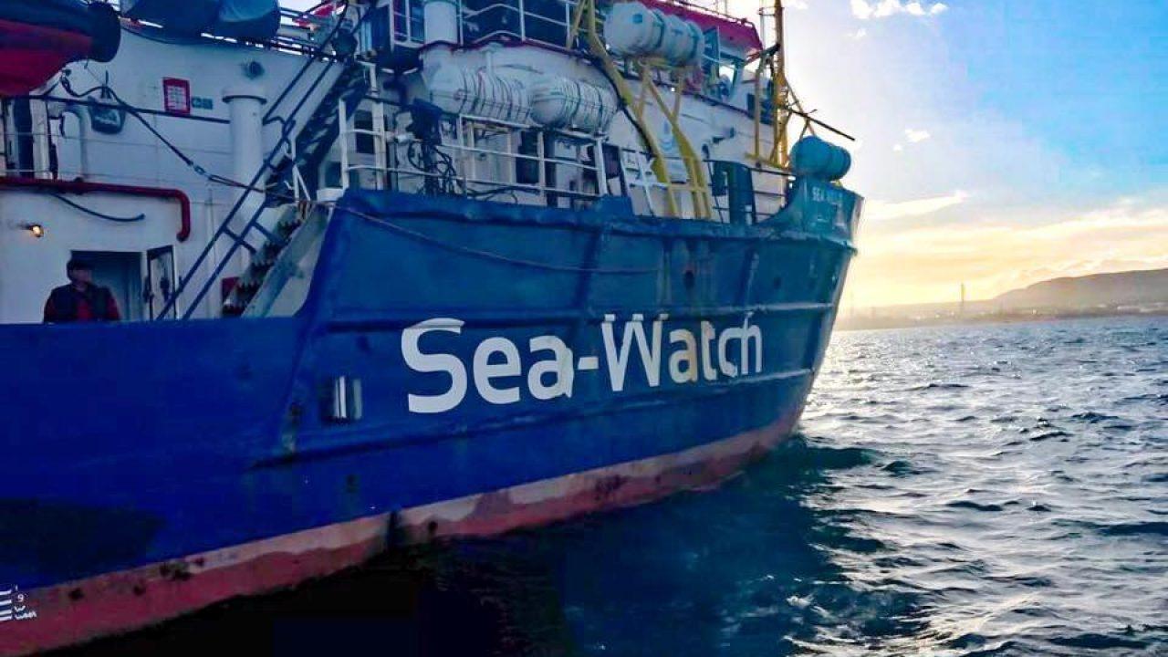 Sea Watch, anche a Marsala le associazioni pronte a dormire sul sagrato della Chiesa Madre