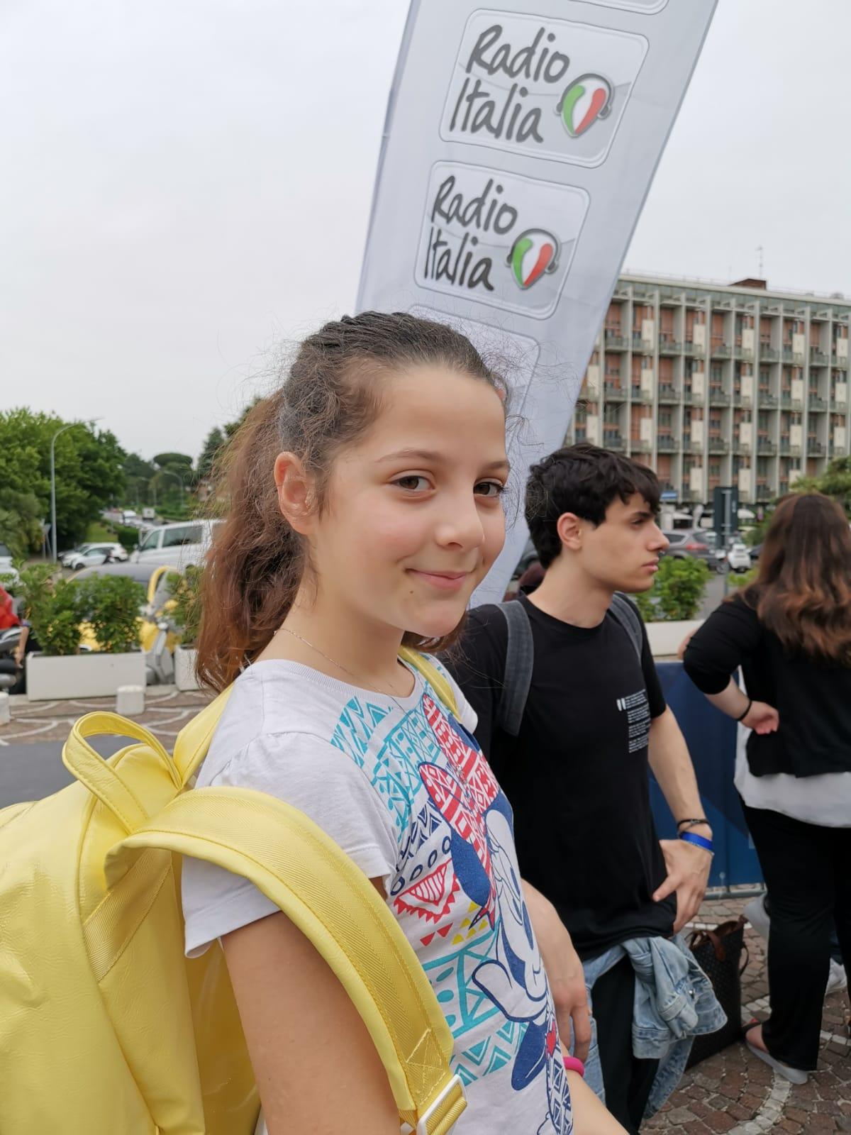 Dopo i Sound&Voices anche Carola Zichittella alle audizioni di Italia's got talent