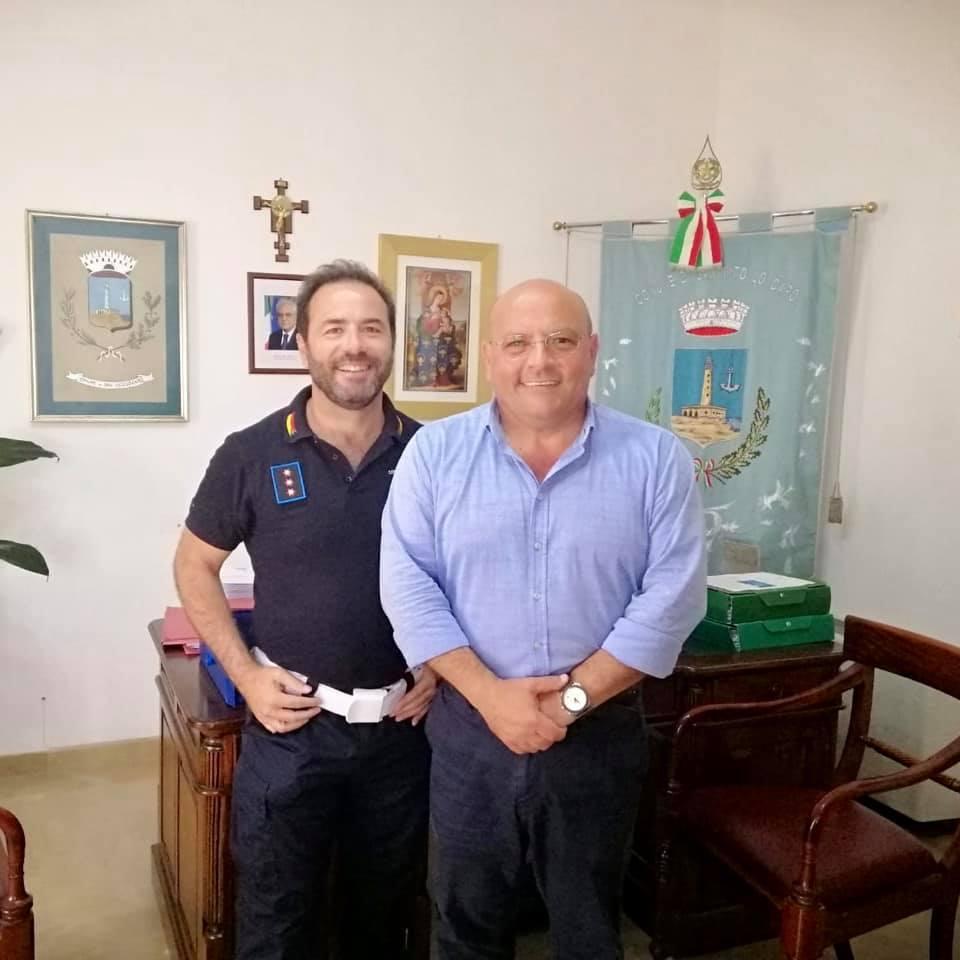 Nuovo comandante alla Polizia Municipale di San Vito Lo Capo: è Giuseppe D'Alessandro