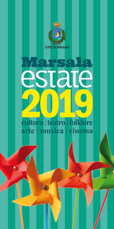 """Il Comune di Marsala dà un """"assaggio"""" degli eventi estivi: ecco le iniziative"""