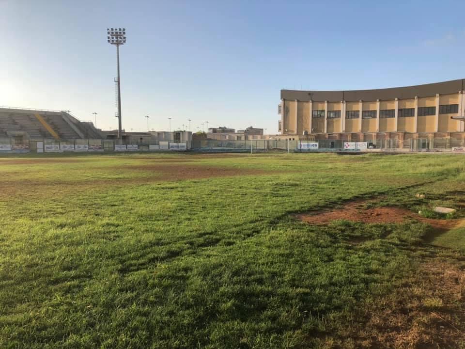 """Capo Boeo & Nucleo Ribelle: """"Il campo dello Stadio in pessime condizioni"""". Nota contro le Autorità locali"""