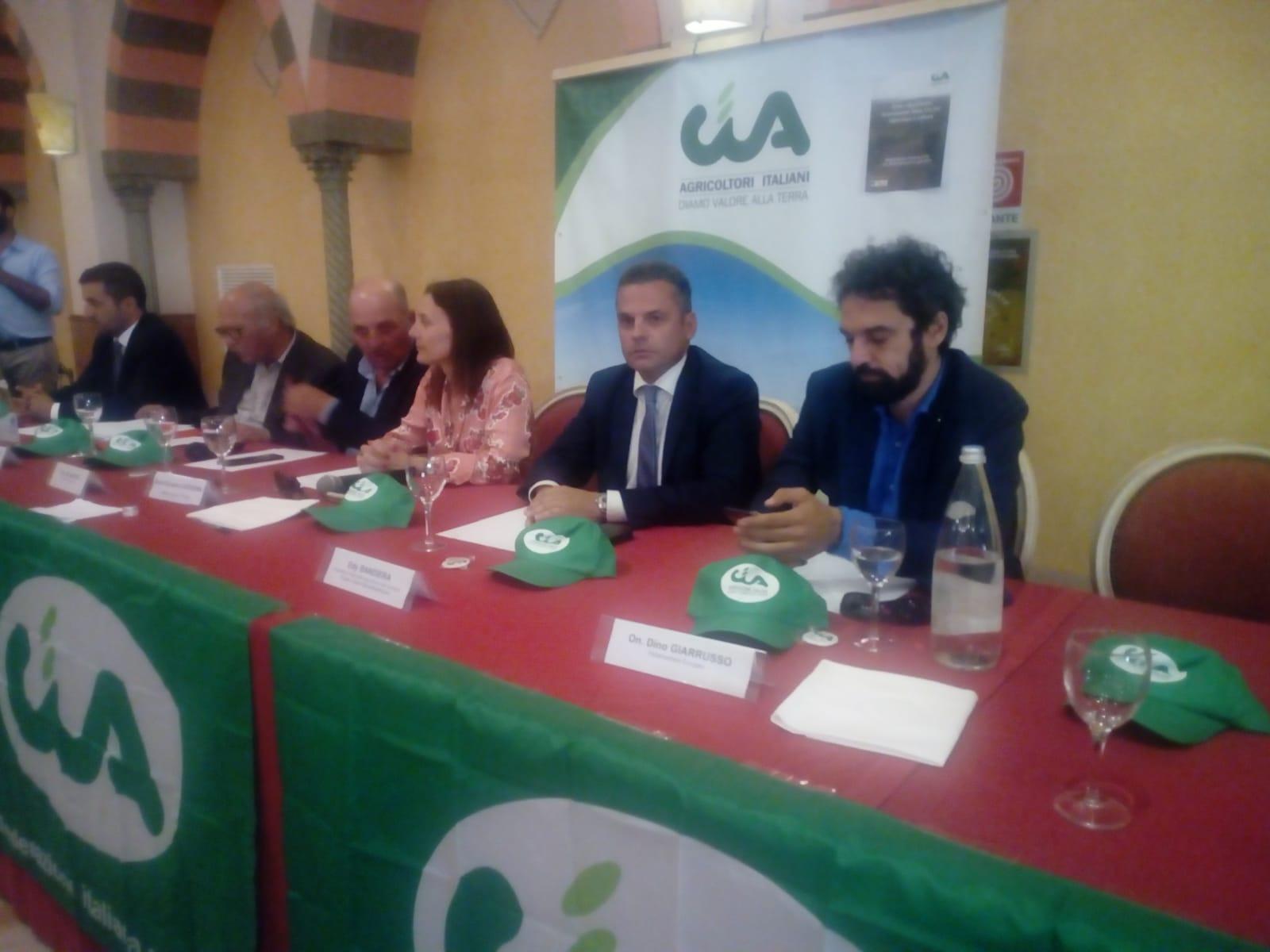 """LA CIA incontra Istituzioni e agricoltori a Petrosino: """"Pronte soluzioni e dialogo col Ministro"""""""