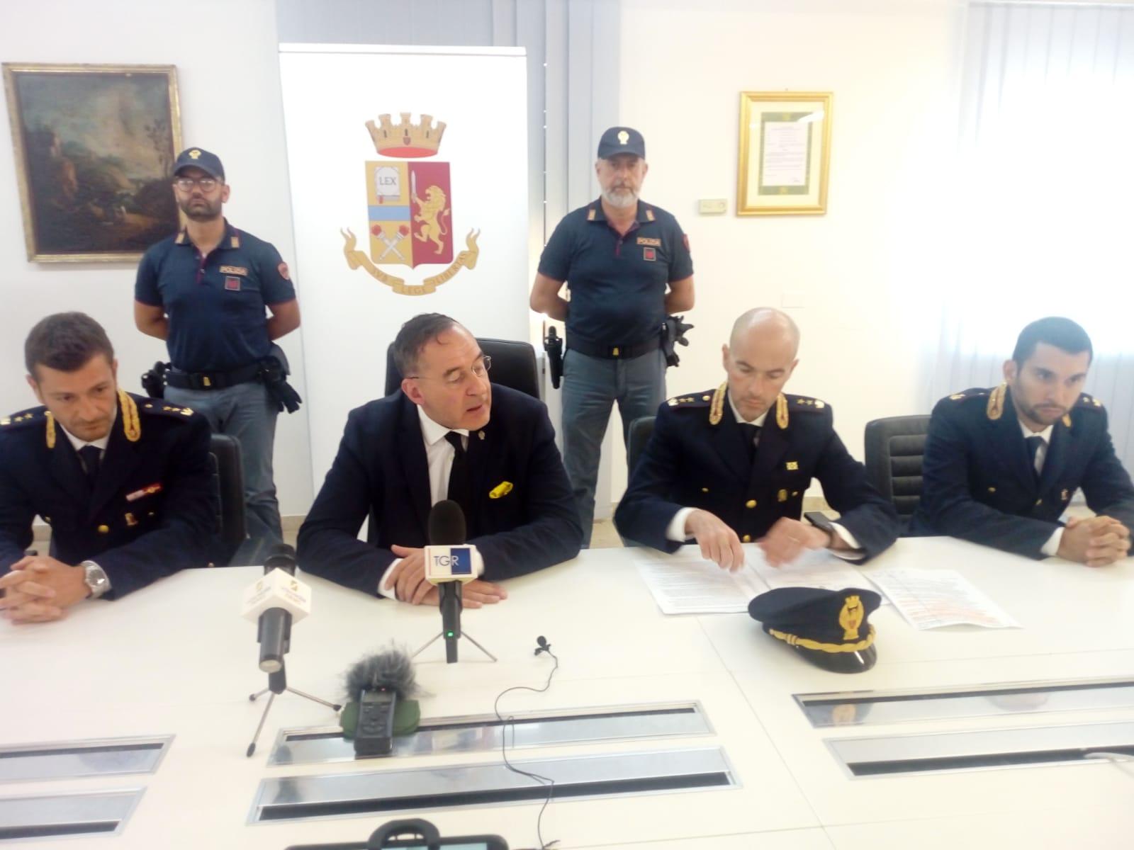Arresto in Bolivia del narcotrafficante mazarese Paolo Lumia: i particolari nella conferenza stampa della Polizia
