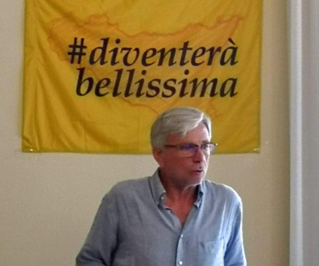 """Renato Curcio: """"Un'alleanza tra il centro destra e le forze moderate per rilanciare Marsala"""""""