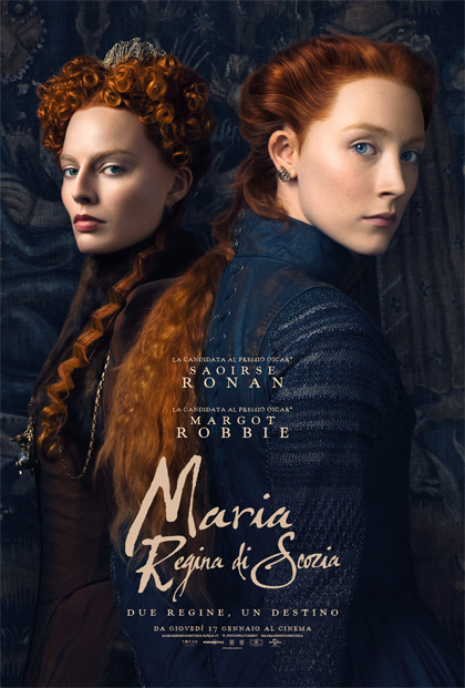 """Cinema Sotto le Stelle: stasera """"Un uomo tranquillo"""", domani """"Maria Regina di Scozia"""""""