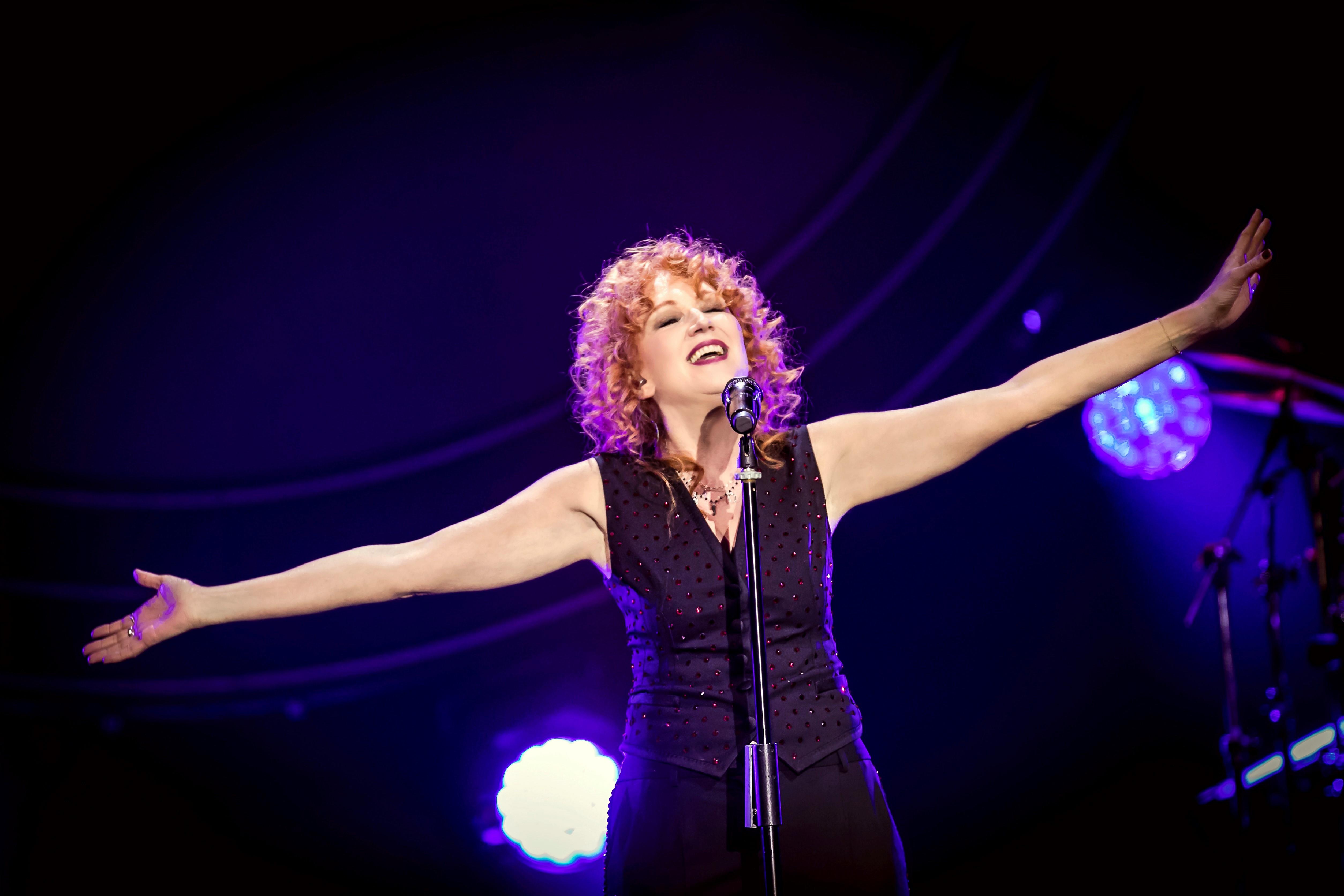 A dicembre Fiorella Mannoia in concerto a Marsala e Catania