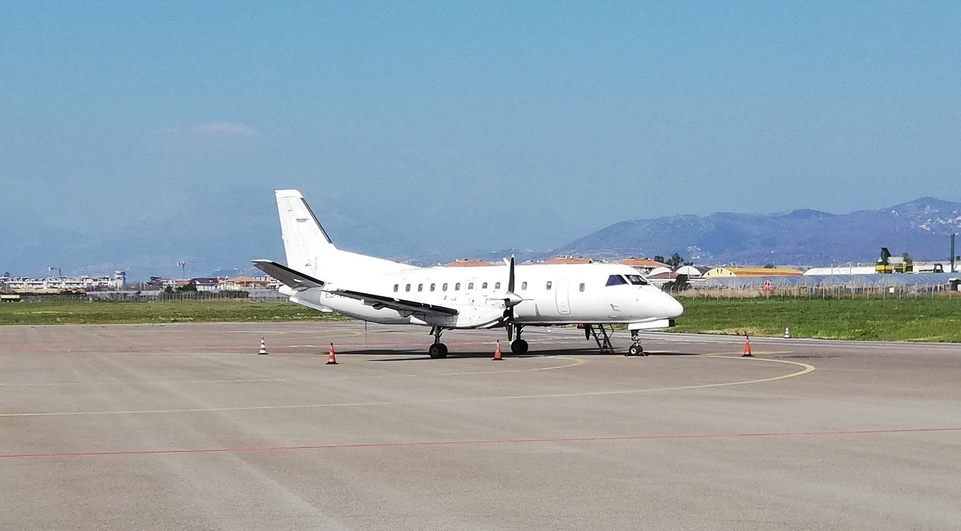 Venerdì primo volo Napoli-Birgi con la compagnia Hellofly
