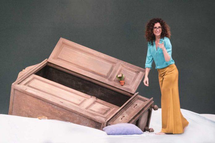 Teresa Mannino raddoppia a novembre al Teatro Impero con 'Sento la terra girare'