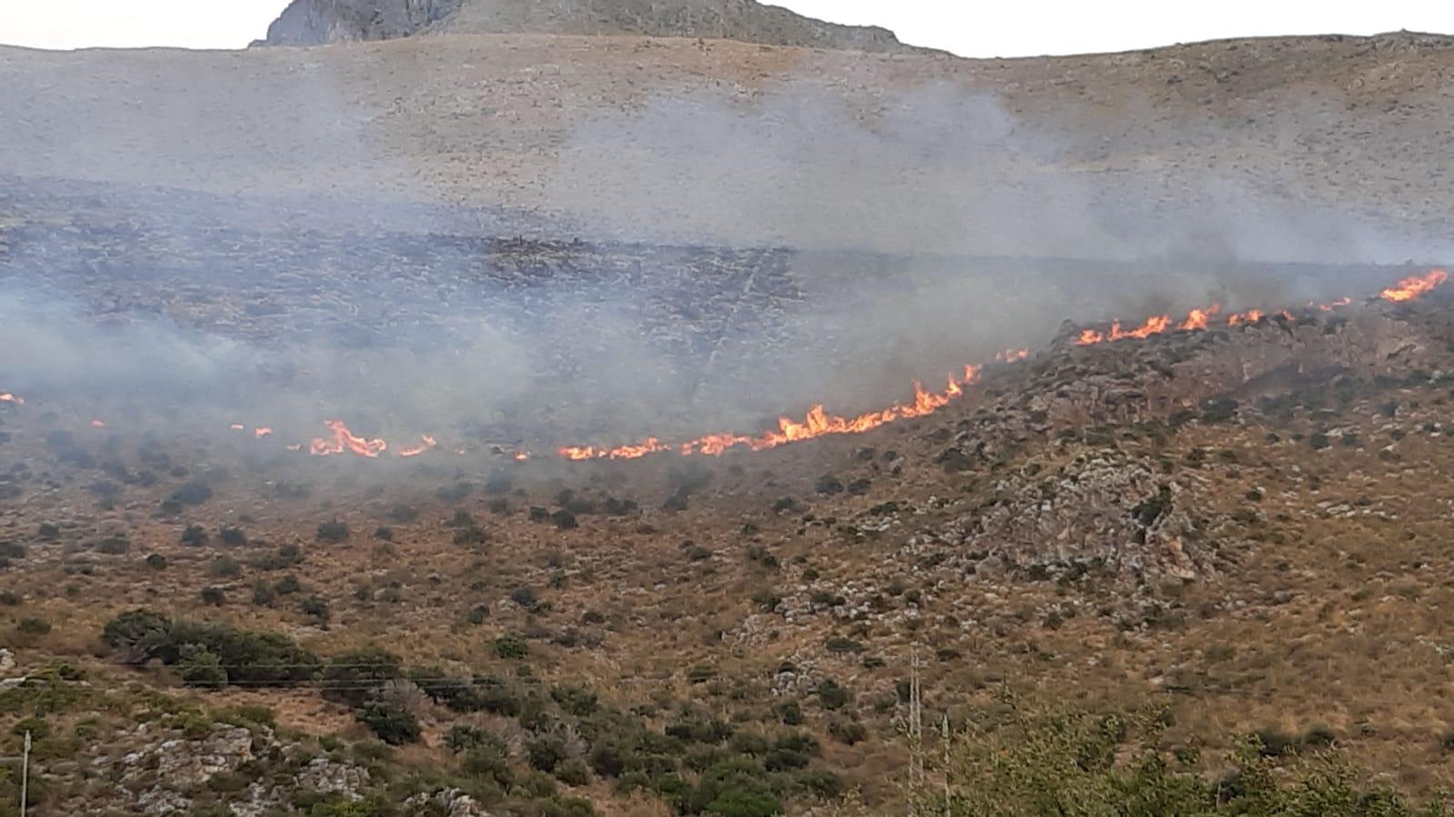 Marsala: pulire i terreni per evitare incendi, al via i controlli