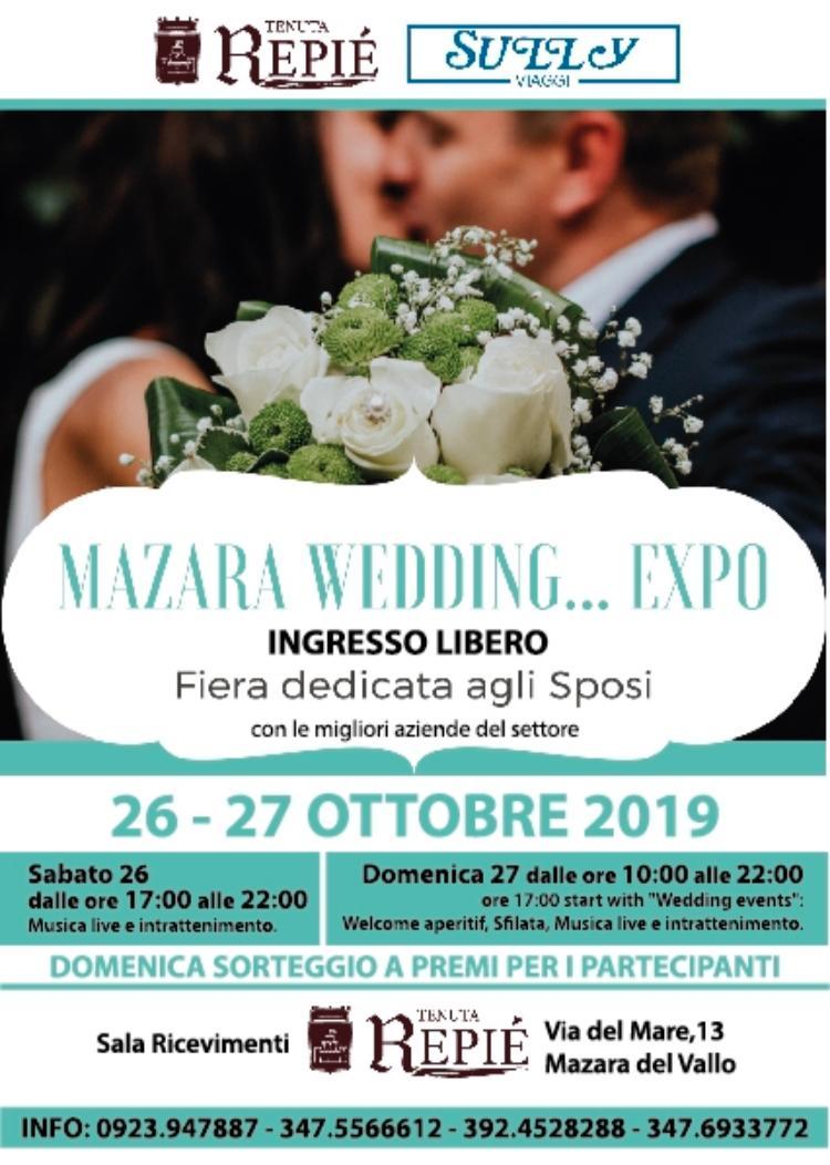 Mazara Wedding Expo 2019: oggi e domani la Fiera dedicata agli Sposi