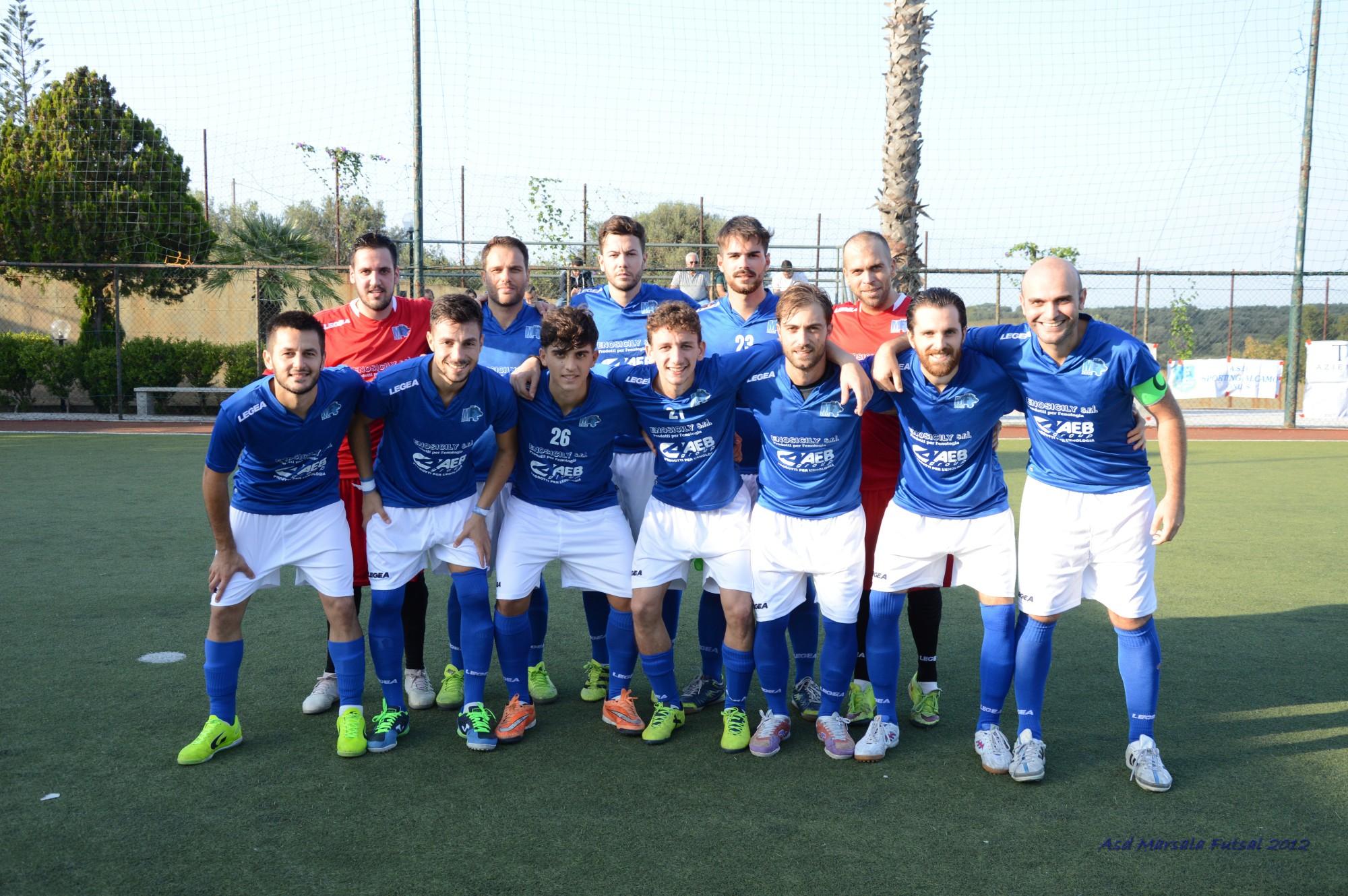 Calcio a 5: il Marsala Futsal soffre ma vince ad Alcamo 4 a 5
