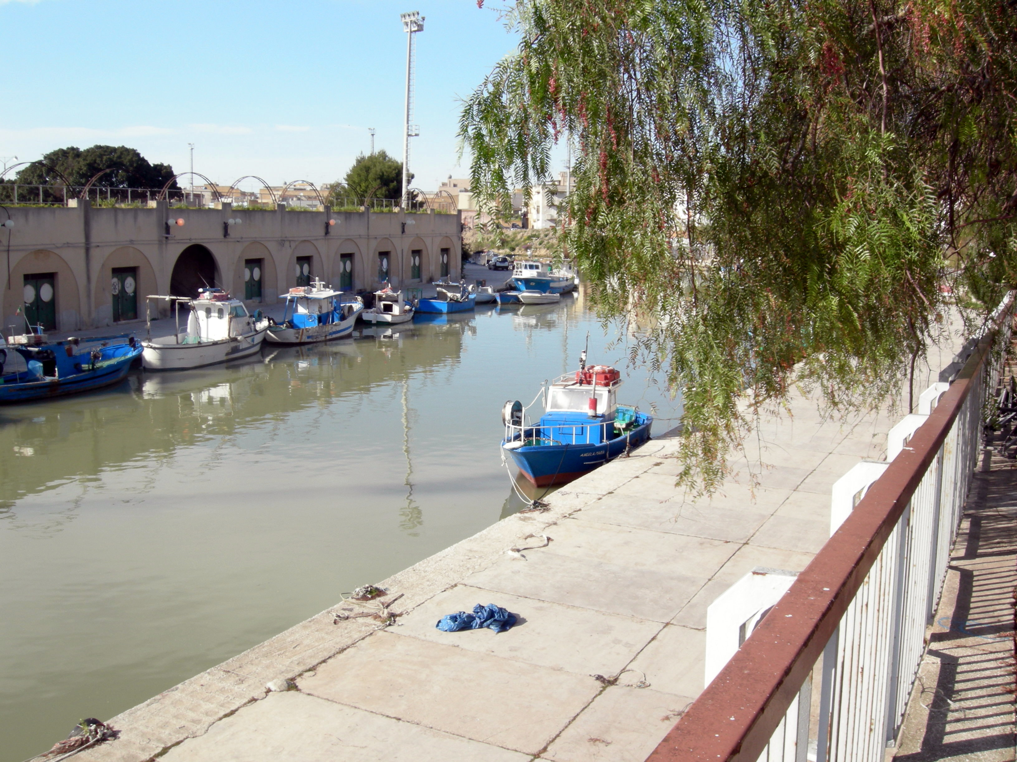 """Dragaggio fiume Mazaro, Quinci: """"I fanghi saranno usati per consolidare la costa"""""""