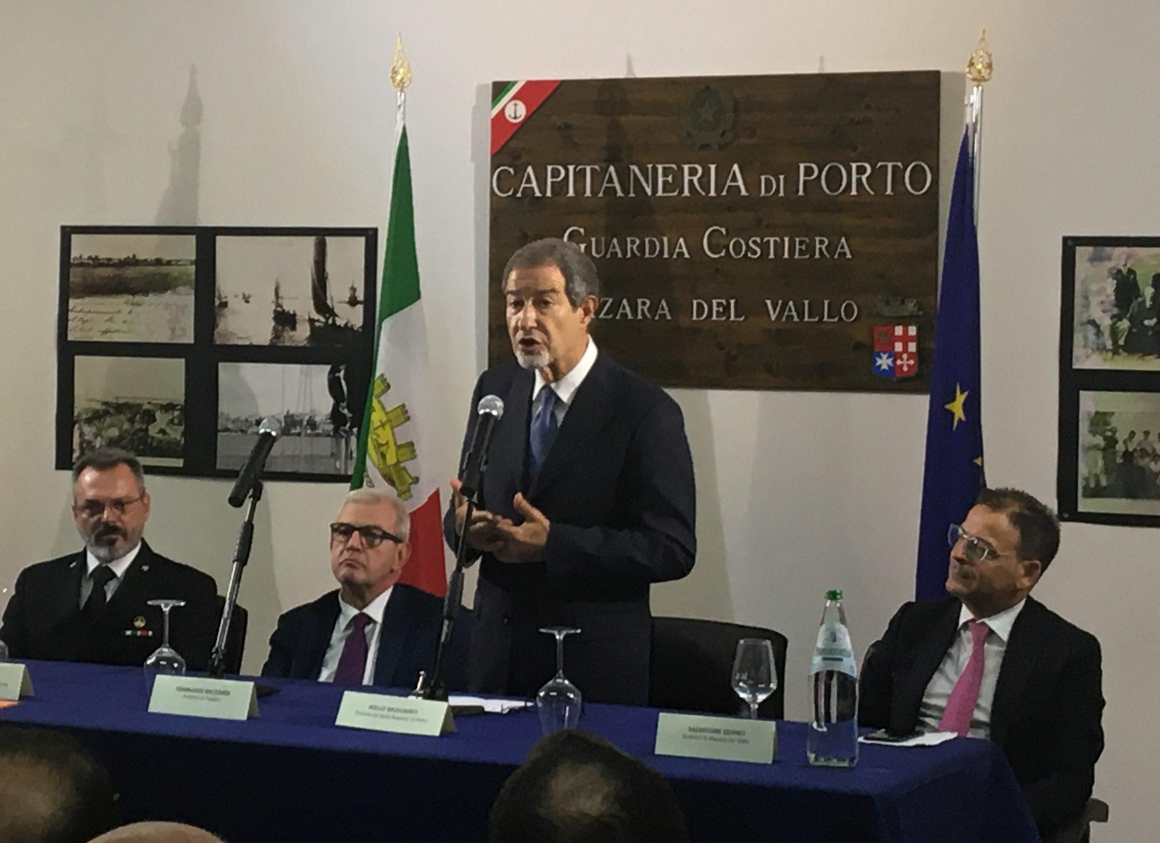 """Porti, aeroporto e clichè, parla Musumeci: """"Non sono Superman, lotto per tirare fuori la Sicilia dal tunnel"""""""