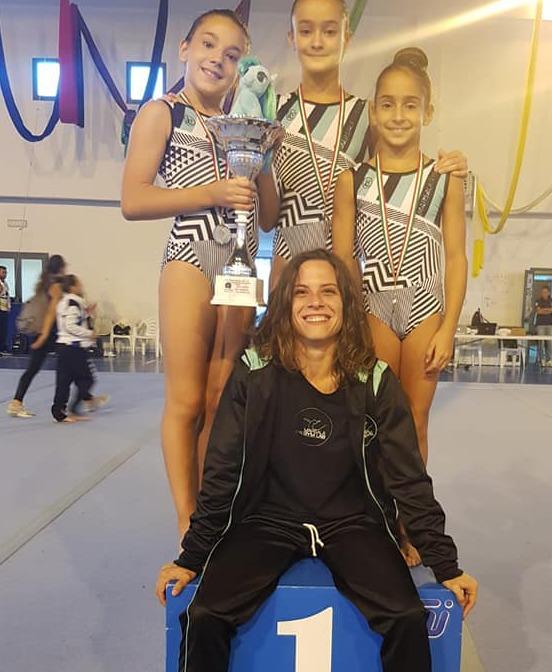 Ginnastica Artistica: Marsala Gym Lab è oro al Campionato regionale Allieve
