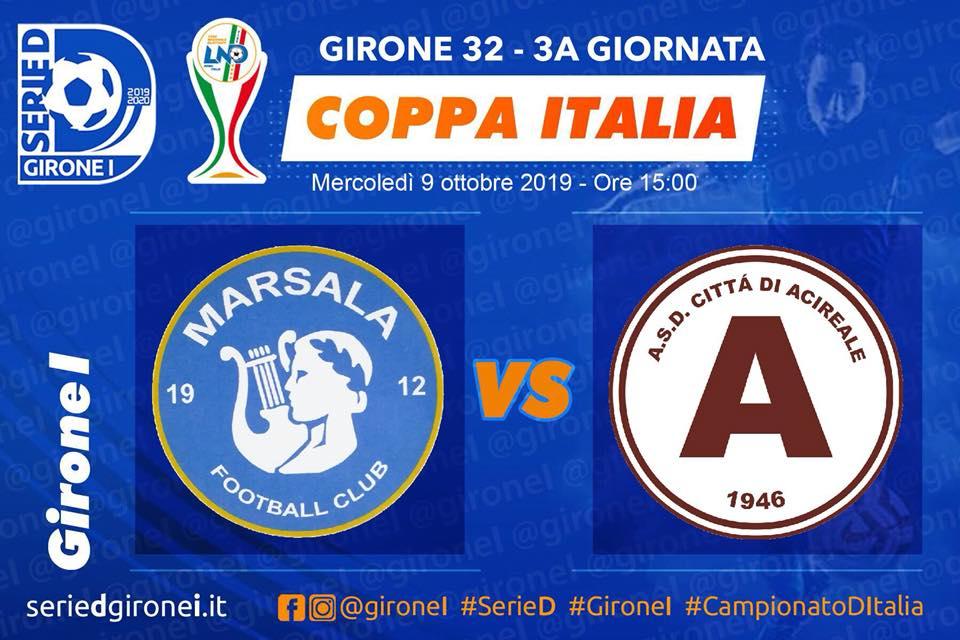 """Al """"Lombardo Angotta"""" torna l'Acireale in Coppa Italia. Si riduce il settore Ospiti per i danni causati dai tifosi"""