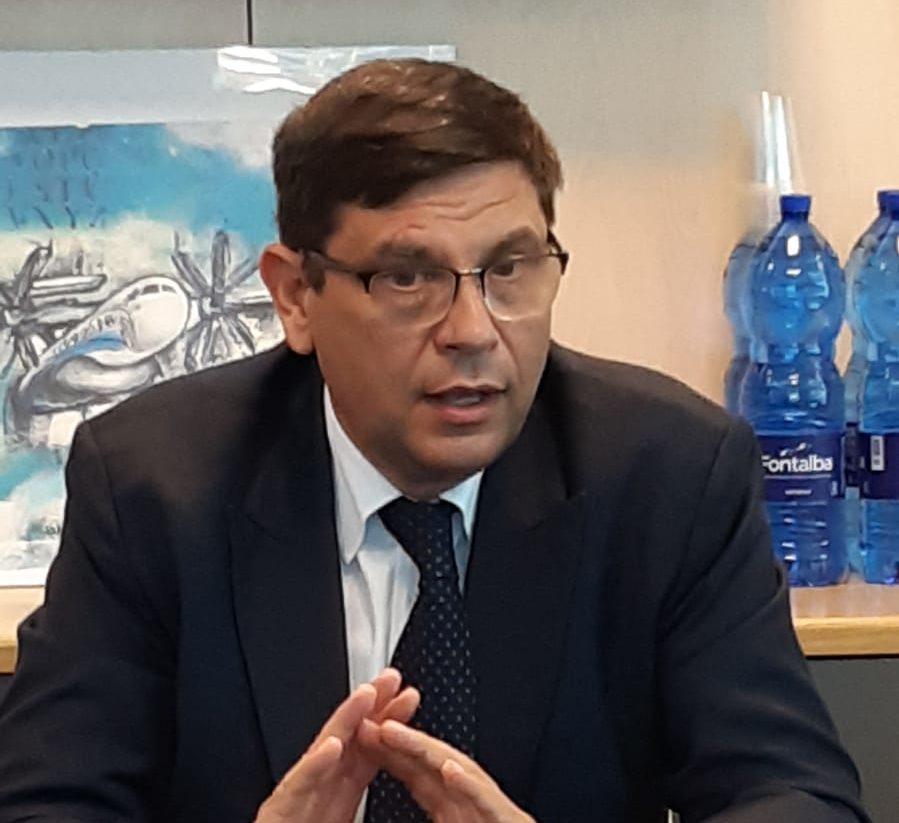 Aeroporto di Trapani, Ombra: «Sugli attacchi anonimi a Birgi abbiamo chiesto seri e immediati chiarimenti ad Alitalia»