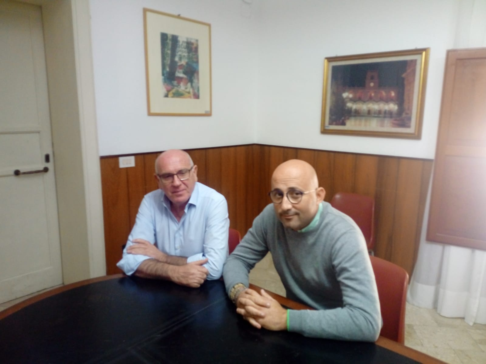 """Ignazio Chianetta e Arturo Galfano: """"Moderati e liste civiche per il governo della città"""""""