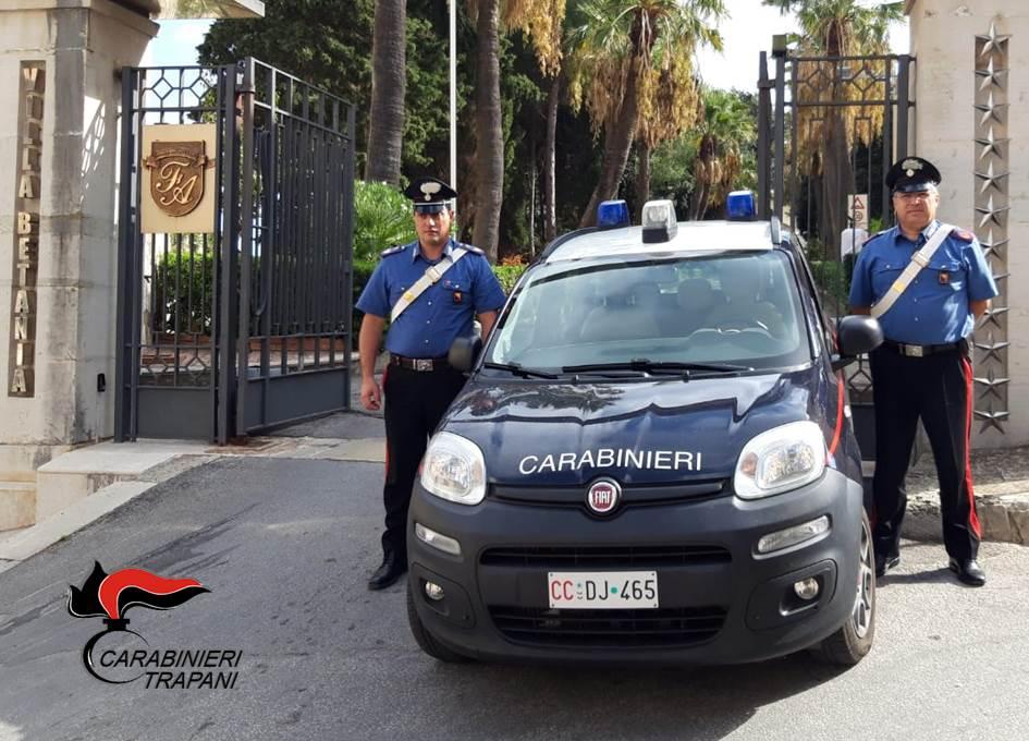 Due ragazzi si sono allontanati da Villa Betania, i Carabinieri li ritrovano