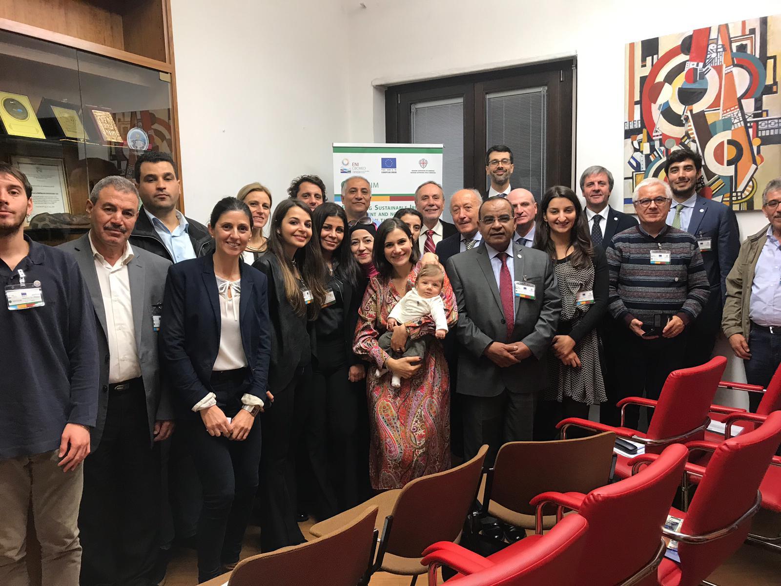 """A Roma al via il progetto """"Prosim"""" sul riutilizzo delle acque reflue. Coinvolta anche Marsala"""