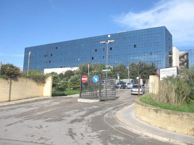 Furto di rame all'ospedale di Castelvetrano: due arresti
