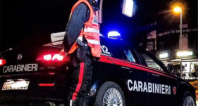 Droga a Petrosino: tre denunce e otto segnalazioni alla Prefettura