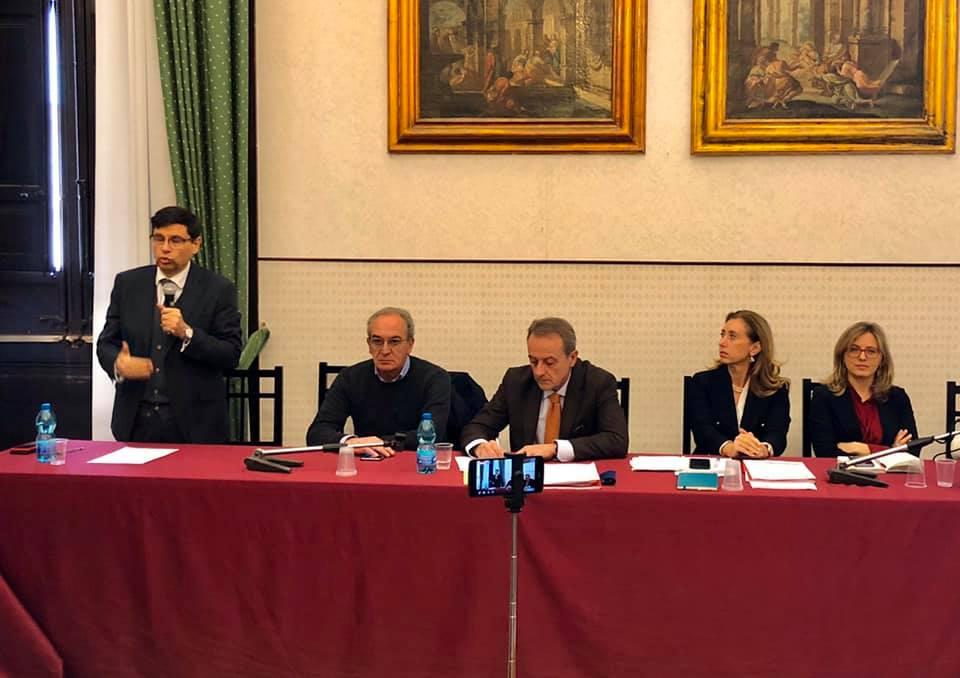 Importante riunione a Trapani sul futuro dell'aeroporto di Birgi