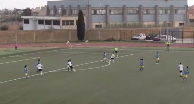 Le azzurre del Marsala Calcio continuano a vincere