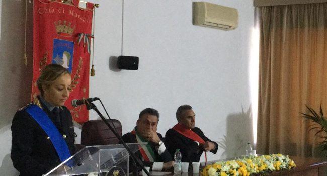 """La comandante Cupini: """"Noi il terminale più esposto dell'amministrazione comunale"""""""