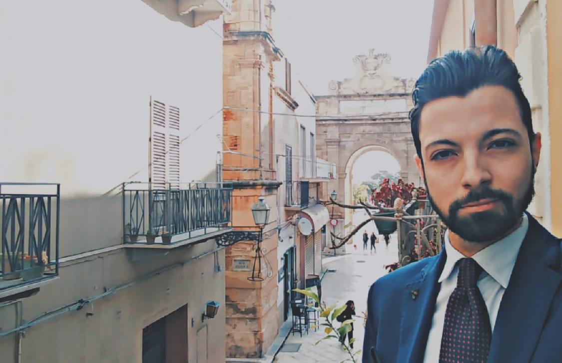 """Giuseppe Giacalone: """"Di Girolamo ha diviso, serve un sindaco capace di ricucire lo strappo con la città"""""""