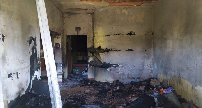 Mazara: padre e figlio muoiono in un incendio in casa