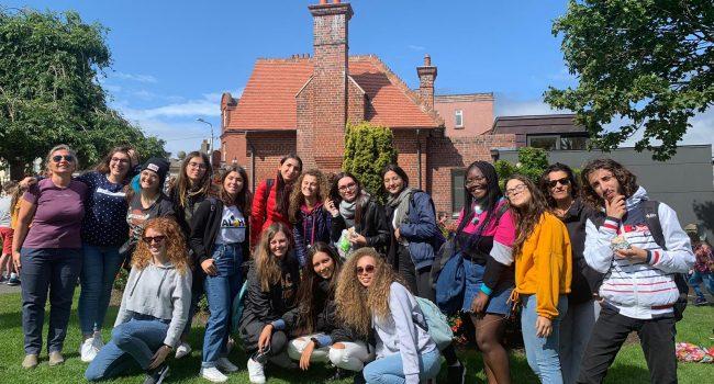 """PascaNews – Erasmus: giovani alla scoperta del mondo. """"Wander With Wonder"""": 120 alunni in partenza"""