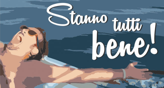 STANNO TUTTI BENE 3° edizione #1 Ospiti: Rino Passalacqua e Fabio De Bartoli (seconda parte)