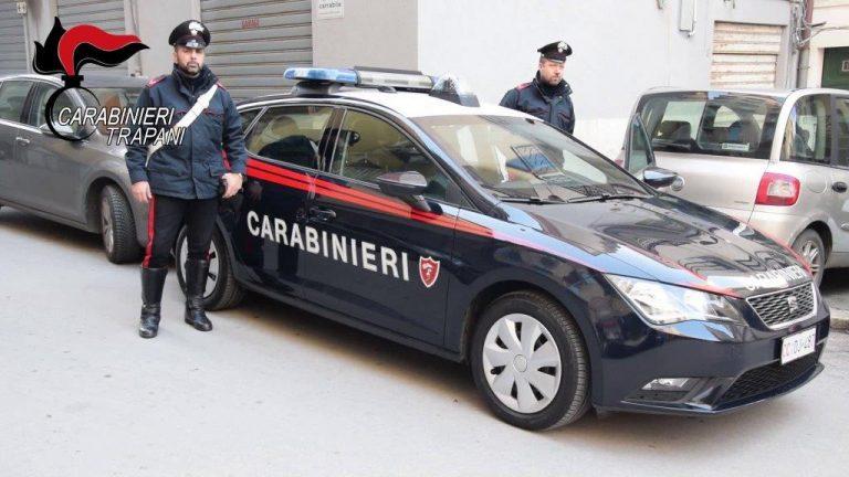Trapani: ancora arresti per droga e una denuncia dei Carabinieri