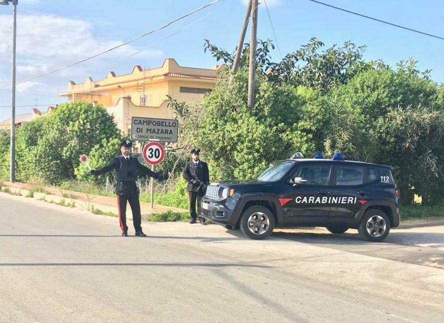 Guidava senza aver mai conseguito la patente: denunciato un 70enne a Campobello