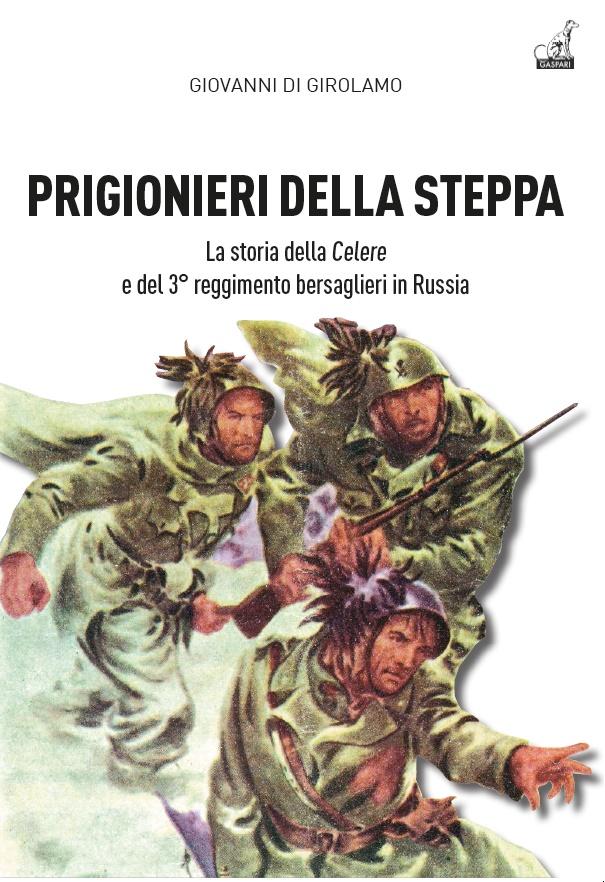 """""""Prigionieri della Steppa"""", il libro di Giovanni Di Girolamo si presenta alla Banca Marsalese della Memoria"""