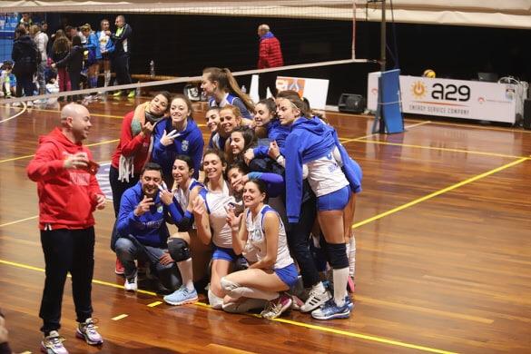Sport: giocano in casa Marsala Calcio, A29 Volley e le azzurre di Mister Anteri