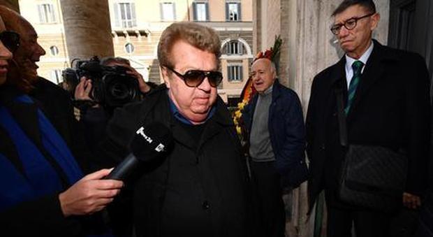 Torna in carcere Vittorio Cecchi Gori. Si trova a Rebibbia