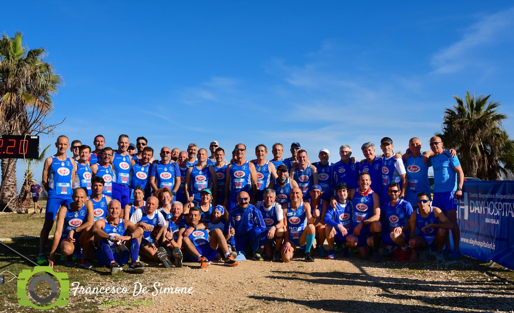 Trofeo Garibaldino: 200 atleti hanno corso al Parco della Salinella