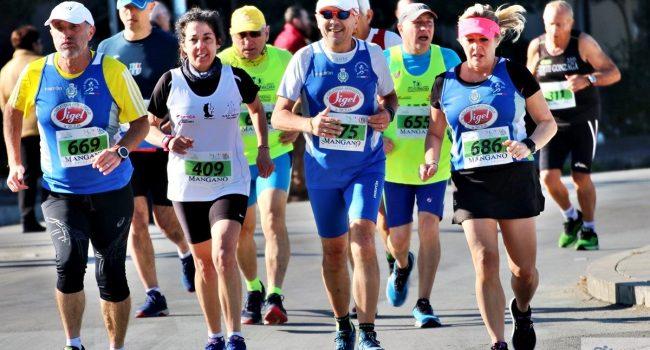 La Polisportiva Marsala Doc protagonista alle maratone di Militello e di Fano