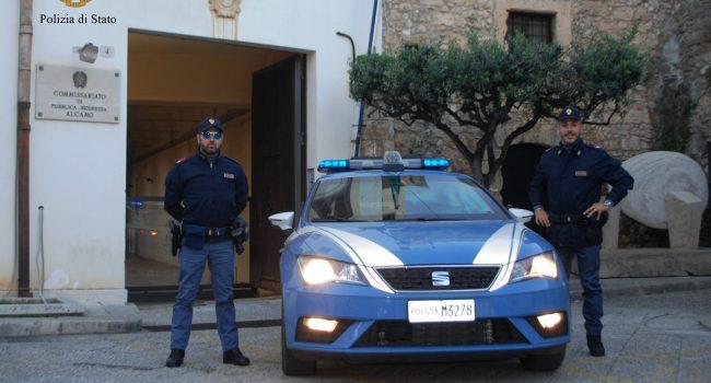 Market della cocaina in pieno centro ad Alcamo: arrestato pregiudicato