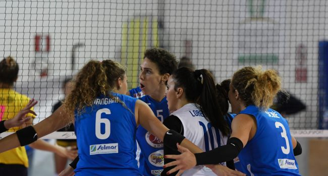 La Sigel Volley Marsala domenica affronta in casa il Club Italia