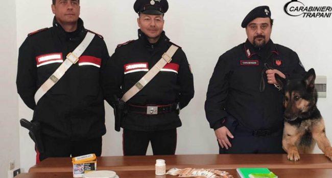 Droga a Marsala: arrestato uno spacciatore