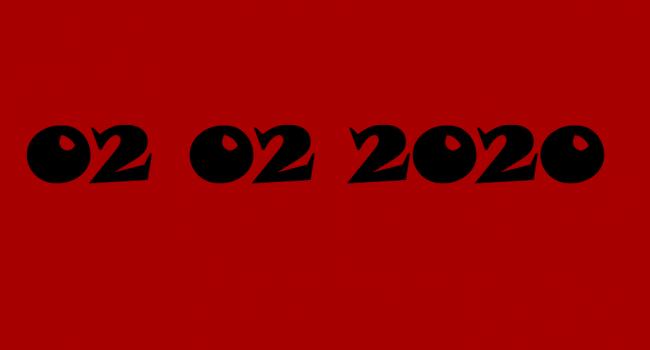 Arriva il giorno palindromo: 02.02.2020. Curiosità e precedenti