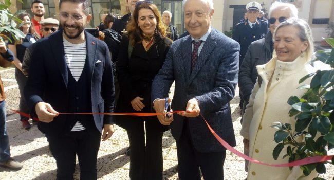 Inaugurata a San Pietro la Casa delle Farfalle, un meraviglioso giardino urbano
