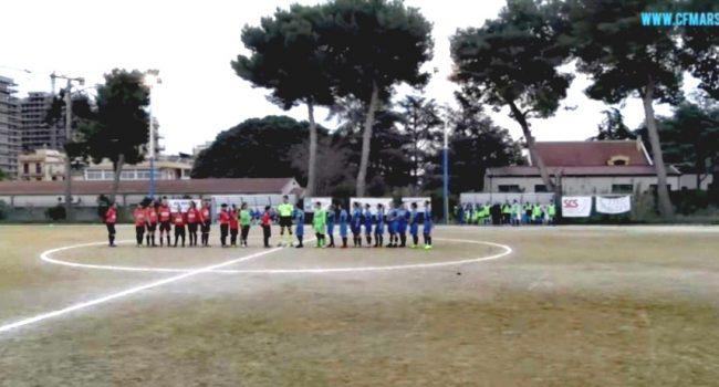 Calcio Femminile: il Monreale in casa ferma la corsa del Marsala