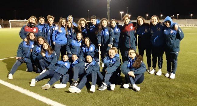 Il Marsala Femminile vola in finale di Coppa Italia: vittoria per 11 a 0 contro il N. Y. City