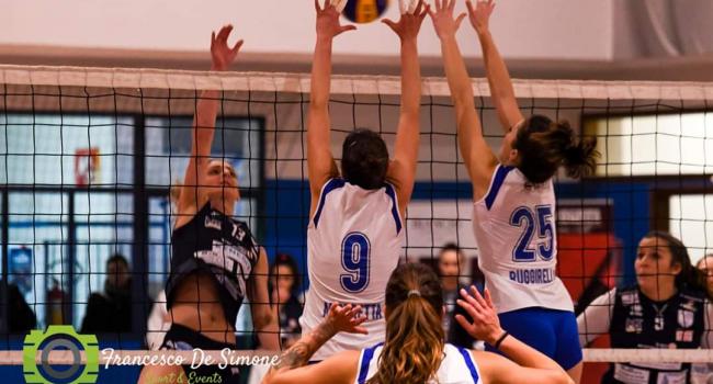La Fly Volley Marsala batte l'Albaverde e consolida la testa della classifica