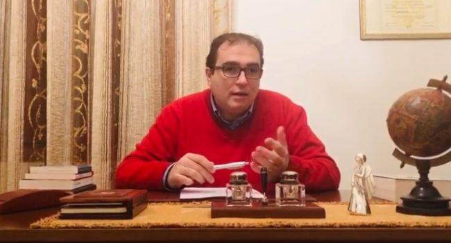 """Petrosino, parla il preside della Nosengo: """"Creiamo comunità"""". IL VIDEO"""