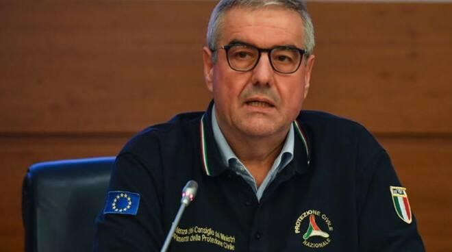 Angelo Borrelli negativo al tampone per il coronavirus
