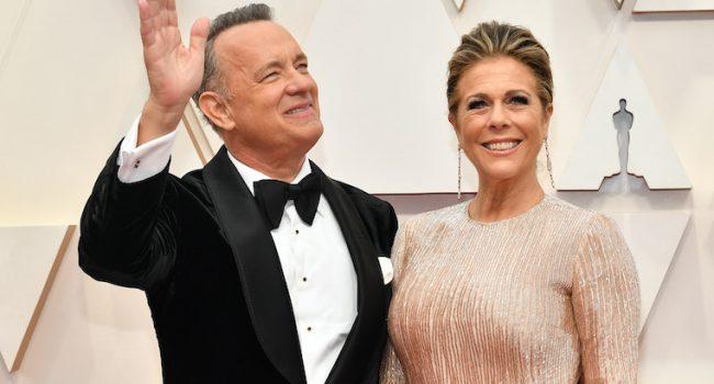 Coronavirus: Tom Hanks e la moglie positivi